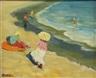 Arturo Pacheco Altamirano, Las Cruces Beach Scene