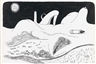 Maurice Henry, 2 Works : Paysage féminin, XXXI (Nr. 2805) ; Paysage féminin, XXVI (Nr. 2789)