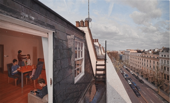 Clive head british 1965 mutualart for 2 6 inverness terrace
