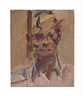 Frank Auerbach, Head of David Landau II