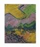 Frank Auerbach, Primrose Hill, Autumn