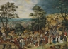 Pieter Brueghel the Younger, The Road to Calvary