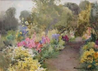 A GARDEN PATH By Mildred Anne Butler