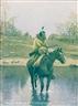 Henry Francis Farny, Indian Hunter