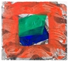 Howard Hodgkin, Books for the Paris Review (h.100)