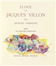 Jacques Villon, Album Set of 10 Works: Éloge de Jacques Villon
