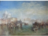 Joseph Mallord William Turner, Venice from the canale della giudecca