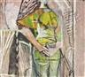 Graham Sutherland, Standing woman