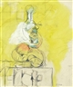 Graham Sutherland, Study for Chimere