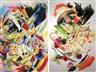 Kandinsky On A Plate: Art-Inspired Salad Just Tastes Better