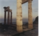 Richard Misrach, Lindos with Columns