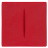 Lucio Fontana, Concetto Spaziale (Red) (Ruhe & Rigo M-15)
