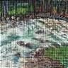 Jennifer Bartlett, Aspen 6 Weeks: Painting #5