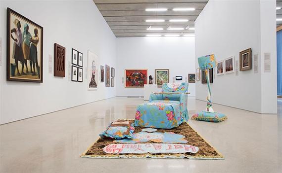 Museo de Arte New York in New York el Museo Del