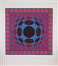 Victor Vasarely, Geometric Abstract