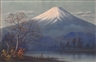 K. Seki, Mount Fuji at sunrise