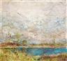 László Mednyánszky, Lake landscape