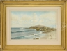 William Trost Richards, NEAR ROCKAWAY BEACH