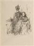James McNeill Whistler, La Mère Malade