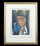 Jacques Villon, Portrait of a Man