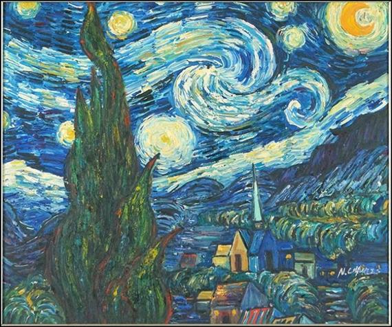 Starry Night Analysis