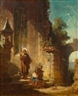 Carl Spitzweg, The hypocrite