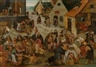 Pieter Brueghel the Younger, The Seven Acts of Charity