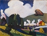 The Cloud Rises: Vasily Kandinsky Before Abstraction