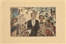 James Ensor, L'orgueil, from: Les sept péchés capitaux