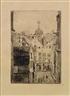 James Ensor, Rue de Bon Secours à Bruxelles