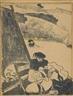 Emile Bernard, Le retour du pardon ou Bretons en barque