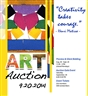 Annual Art Auction - Pence Gallery