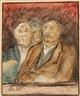 Honoré Daumier, Les Avocats