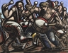 Peter Howson, Drummers