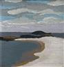 Petrona Viera, Playa Malvin, El día gris