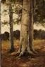 Anton Mauve, Tree study