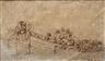 Thomas Rowlandson, Smugglers unloading barrels