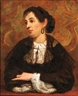 William Morris Hunt, Portrait of a Woman