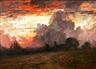 Fernando Amorsolo, Pilgrims on Sunset