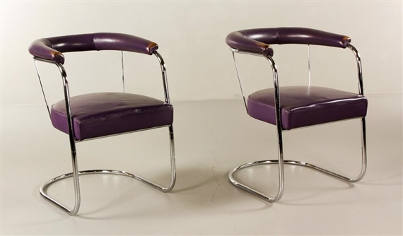 Superieur Desk Chairs   Oliver Percy Bernard