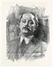 John Singer Sargent, Portrait of Albert de Belleroche