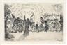 James Ensor, Le Christ aux Mendiants