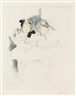 Jacques Villon, Mes Petites Amies, les Deux Soeurs N