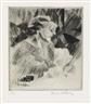 Jacques Villon, Portrait de Suzanne D