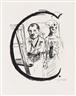 Lovis Corinth, Das ABC Lithographien