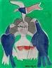 Corneille, Woman and bird