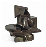 Anthony Caro, Indian Box (Table Bronze)