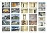 Rachel Whiteread, Twenty Six Photographs from Furniture, Constructions, Rooms, Door, Floors, Light Switches, & Bins