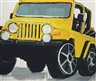 Tatjana Doll, Jeep Wrangler IV (Yellow)
