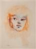 Leonor Fini, Woman's Portrait